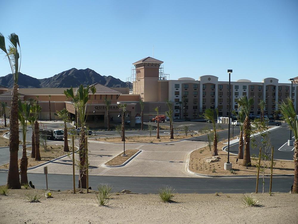 Quechan casino & hotel